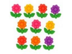 botones de flores