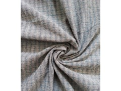 Tela japonesa fondo azul-grisáceo cuadraditos