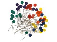 alfileres de flor