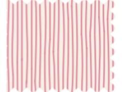 Tela Tilda rayas rosa